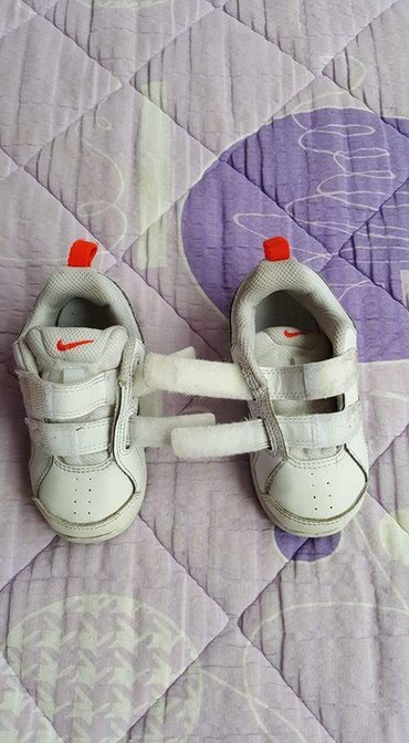 Nike patike original malo nosene.Unutrasnje gaziste 12cm.Cena 1400din - Crvenka