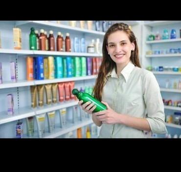 Требуется продавец-консультант в отдел мыла мойка в Бишкек
