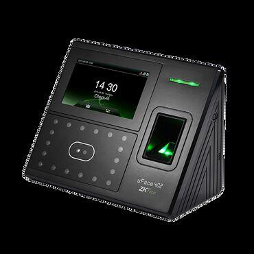 """""""uFace402"""" ZKTeco""""Face capacity: 3000Fingerprint capacity: 4000ID Card"""