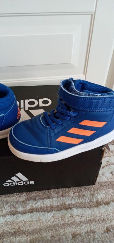 Adidas patike za decake,broj 26,kožne patike,duboke,kao nove nosene