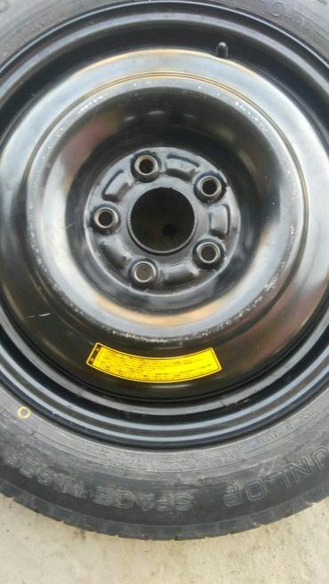 Шины и диски - Бишкек: Продаю Колесо Докатка таблетка R 15.Japon. Совершенно новое колесо