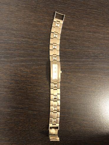 Продаю женские часы б/у , желтое золото 585 проба, вес 47г в Бишкек
