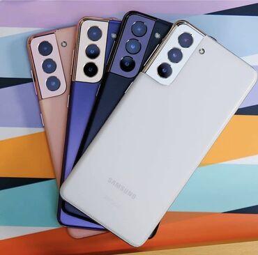 1057 elan: Samsung Galaxy S21 | 128 GB | Qara | Zəmanət, Sensor, İki sim kartlı