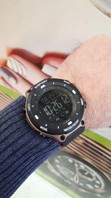 qizil saatlar kisi ucun в Азербайджан: Elektron saatlar.Su gecimez.Ucuz ve keyfiyetli saatlar