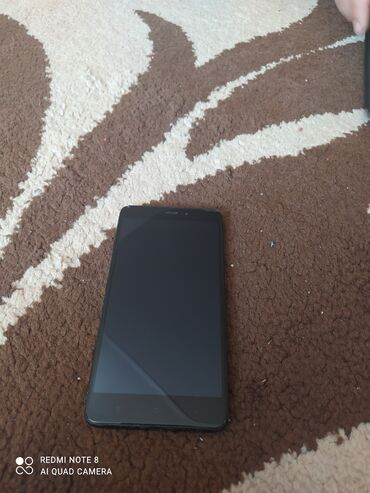 Электроника - Семеновка: Xiaomi Redmi Note 4X | 64 ГБ | Черный | Сенсорный