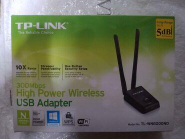 роутеры-tp-link-купить-бишкек в Кыргызстан: Wi-fi адаптер
