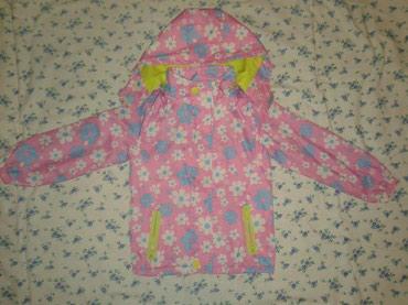 Куртка на девочку 3-4 годика весна- осень. в Бишкек