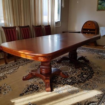 Срочно продаю качественный стол, дуб, в Бишкек