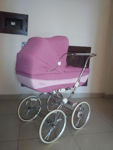 коляска-амели в Кыргызстан: Продаю коляску Geoby C605 LUX, в хорошем состоянии, стальная