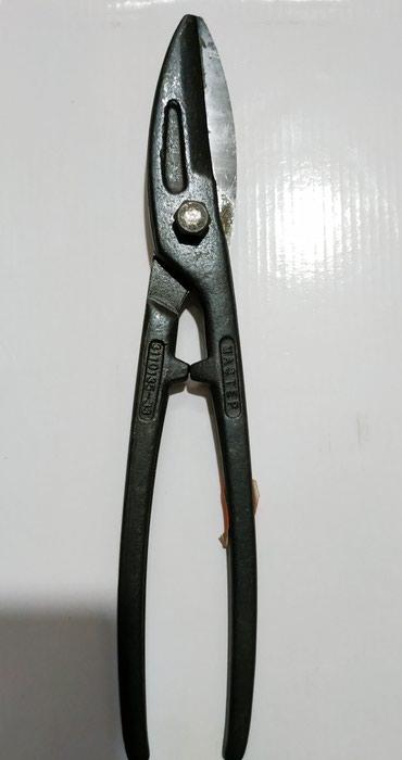 пресс по металлу гидравлический в Кыргызстан: Ножницы по металлу  мастер 3110135-33