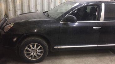 дизель кж авто in Кыргызстан | АВТОЗАПЧАСТИ: Авто запчасти на порше каен, год выпуска 2005, объём двигателя 3.2