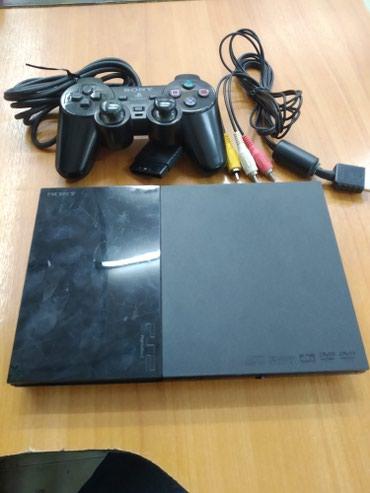 playstation-buy в Кыргызстан: Продаются игровой приставка Sony Playstation-2