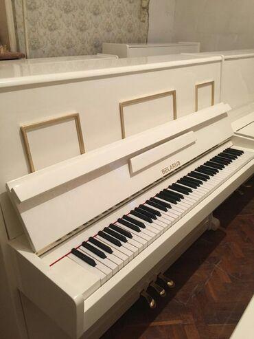 rulevoy ustasi - Azərbaycan: Pianino БЕЛАРУСЬ Rusiya stehsalı. Əla vəziyyədədi. Cadırılma və