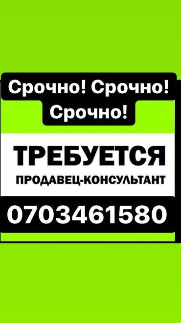 Баяндар кыргызча - Кыргызстан: Сатуучу консультант. 6/1