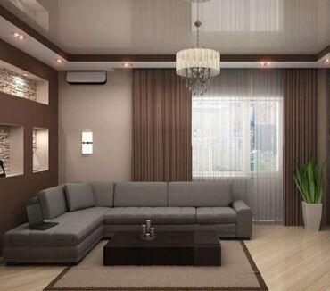 наливной пол цена работ бишкек в Кыргызстан: Натяжные потолки   Глянцевые, Матовые, 3D потолки   Гарантия, Бесплатная консультация, Бесплатный замер