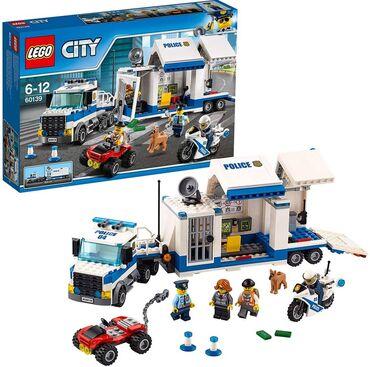 Oyuncaqlar - Azərbaycan: Lego City Police Uşaq oyuncaqları6 -12 yaş arası uşaqlar üçün nəzərdə