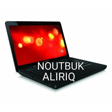 Bakı şəhərində Salam. noutbuk aliriq. islenmis ve xarab noutbuk ve netbuk aliriq.bu