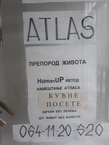 Masaza - Srbija: NAMESTANJE ATLASA I UNIKATNE MASAZE-CERVIKS,TORTIKOLIS,KLASTER