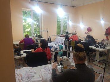 Срочно требуется опытные швеи,швеи,швеи !  в Бишкек