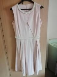 Tiffany haljina, obucena jednom za svadbu, velicina L - Belgrade