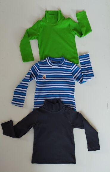 платья рубашки на пляж в Кыргызстан: Водолазка детская, ткань хлопок трикотаж, очень комфортная для