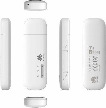 два модема в Кыргызстан: Huawei e8372 универсальный модем работает со всеми операторами . Под