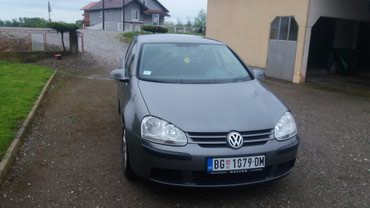 Volkswagen Golf 2005 - Belgrade