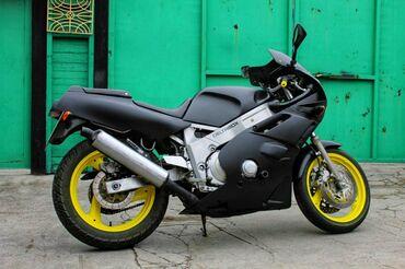 Мотоциклы и мопеды в Бишкек: Цена снижена на неделю!!! Мотоцикл Yamaha fzr600Пробег 50000км. Покрыт