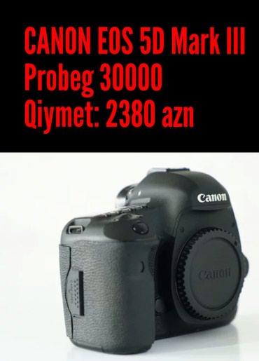 Qusar şəhərində Canon Eos 5D mark iii Nomrenin whatsappi isleyir.Ela veziyyetdedir hec
