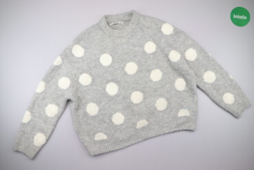 Жіночий светр у крапинку Pull&Bear, р. S   Довжина: 58 см Ширина п