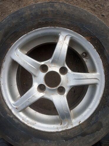 шины 13 радиус бу в Кыргызстан: Шины и диски