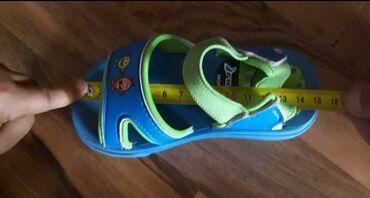 Dečija odeća i obuća | Zrenjanin: Nosene par puta raider sandalice 23 broj. Gaziste slikano. Mnogo