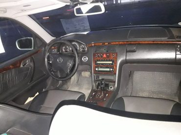 Mercedes-Benz E 430 2001 в Сокулук - фото 4