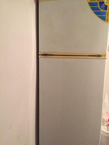 Б/у Двухкамерный Белый холодильник Nord