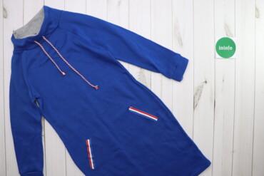 Жіноча спортивна сукня з горловиною     Довжина: 106 см Рукав: 63 см Н