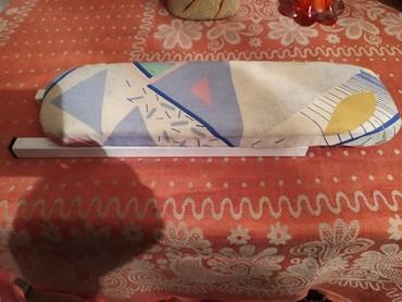 Гладильные доски - Кыргызстан: Продаю мини гладилку. состояние отличное. цена 150