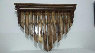 Мебель на заказ - Беловодское: Вешалки деревянные на заказ