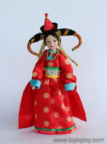 Фарфоровая кукла для коллекционеров. в Бишкек