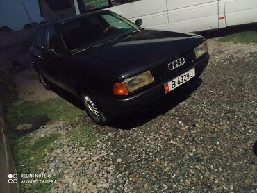 Manuel - Srbija: Audi 1.8 l. 1989