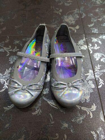 Детская одежда и обувь - Мыкан: Туфли Cinderella размер 26
