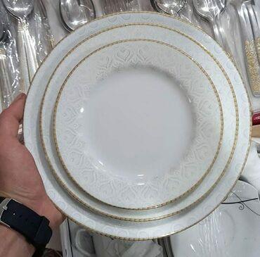 bowqab - Azərbaycan: 24 predmet farfor bowqab. 6 aw. 6 dolma. 6 salat. 6 souz. 75 AZN