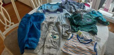 Kratkih rukava - Srbija: Mini Paket 86, 92,Sadrzaj:1 majica lindex 86 2 majice Mana dugih