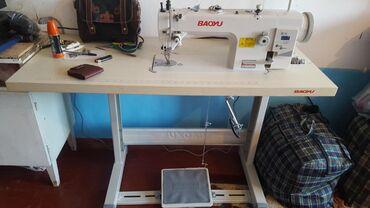 Продаю швейную машину BAOYU . Шагающий машинка тяжелый класс. Для кожу
