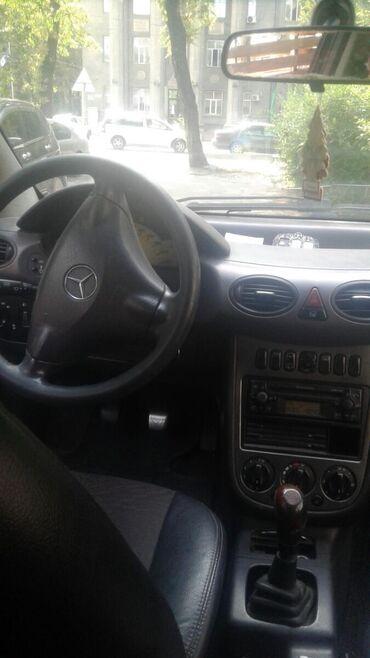 Mercedes-Benz A 160 0.6 л. 2001   304908 км