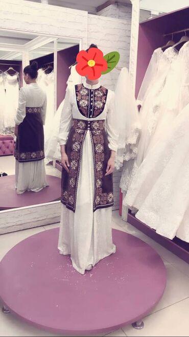 Личные вещи - Талас: Продаю платье, сшито в салоне Suluu.Идеально для Кыз Узатуу и