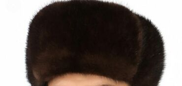 Норка шапка! Мужская