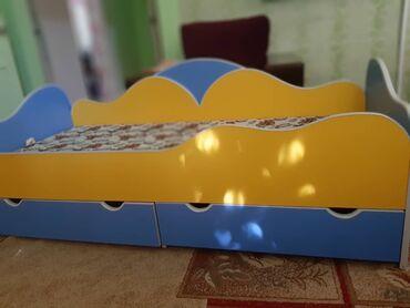 Детская мебель в Сокулук: Кровать подростковая