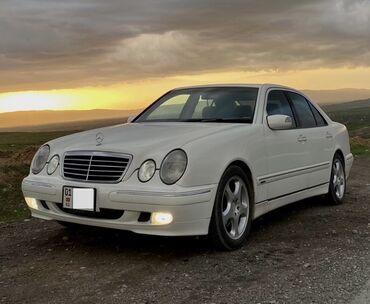 Mercedes-Benz E 430 4.3 л. 2001 | 140000 км
