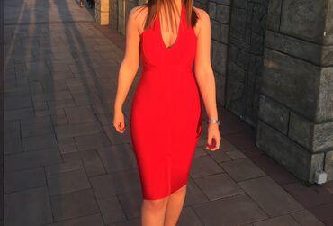 Herve Leger haljina, veličina 38, obučena jednom Više informacija u in