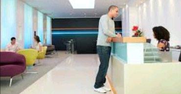 Bakı şəhərində Brend Hotele reseption xanimlar teleb olunur. Rus dili mukemmel,